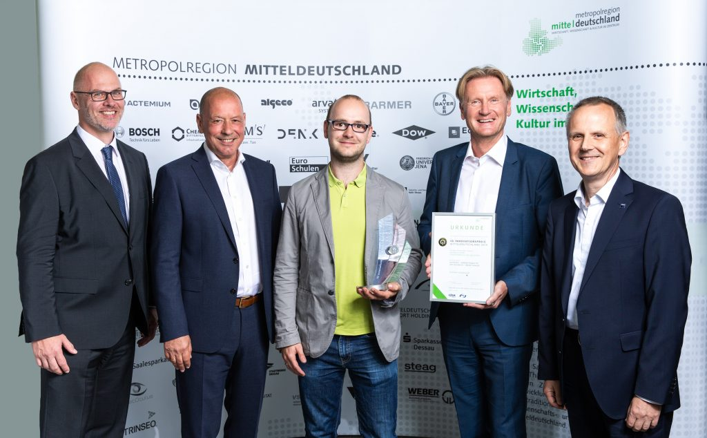 Clusterpreis IQ Innovationspreis